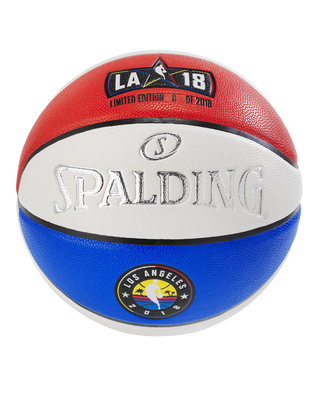 2018 NBA ALL STAR MONEY BALL