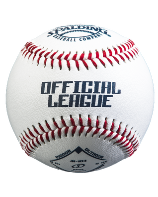 TRADITIONAL FLAT SEAM OFFICIAL LEAGUE BASEBALL - 12 PACK
