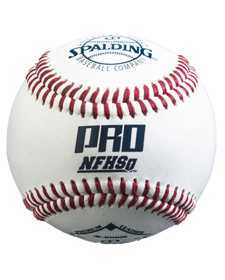 RAISED SEAM PRO NFHS BASEBALL - 12 PACK