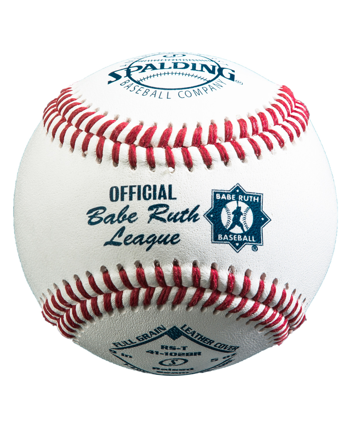 OFFICIAL BABE RUTH LEAGUE BASEBALL - 12 PACK