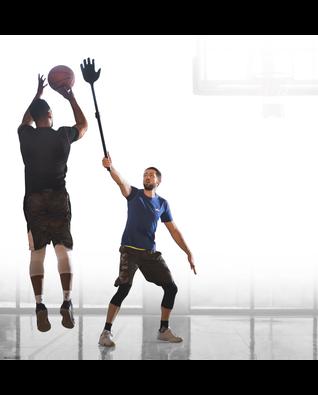 NBA TRAINING AID - SHOT CONTESTOR