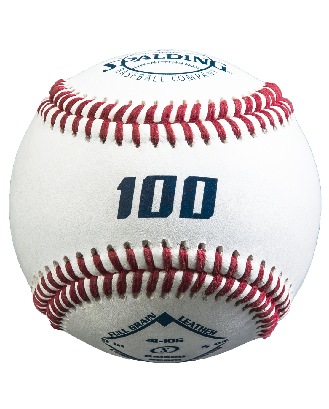 RAISED SEAM 100 OFFICIAL LEAGUE TOURNAMENT BASEBALL - 12 PACK
