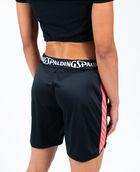 Women's Basketball Short Black/Sun Kissed Coral XL BLACK / SUN KISSED CORAL