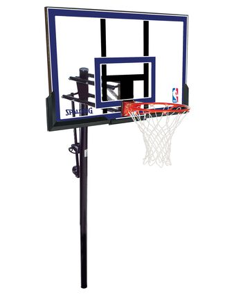 "Exactaheight™ 50"" In-Ground Basketball Hoop"