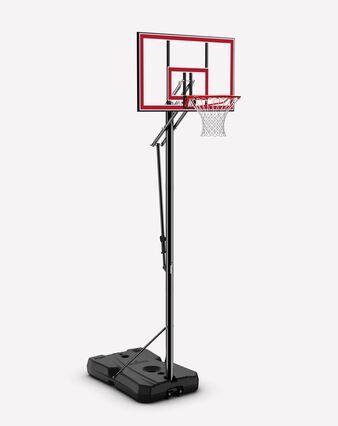 Shatter-proof Polycarbonate Pro Glide® Portable Basketball Hoop