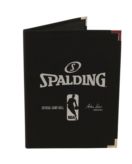 "BLACK NBA PAD HOLDER 5"" X 7""BLACK"