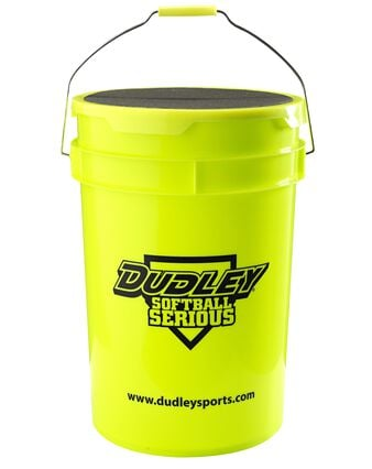 Thunder Heat Fastpitch Softball-1 Dozen Bucket