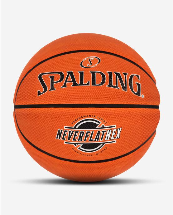 "SGT NeverFlat Hexagrip Indoor-Outdoor Basketball 29.5"""