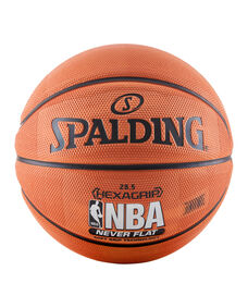 "NBA Neverflat® Hexagrip™ Basketball 28.5"" orange"