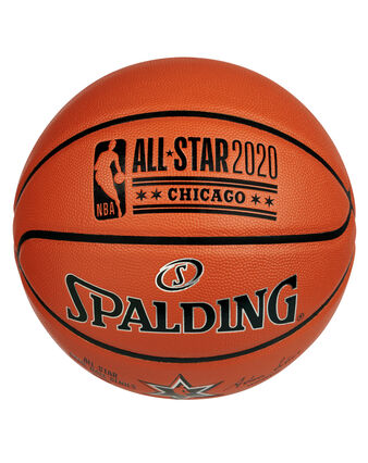 2020 NBA All-Star Chicago Replica Game Ball