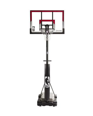 Ultimate Hybrid Jr.® Acrylic Portable Basketball Hoop