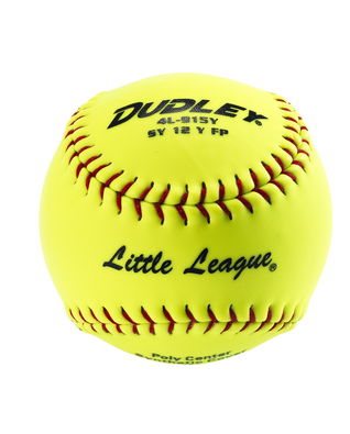 LITTLE LEAGUE FASTPITCH SOFTBALL - 12 PACK