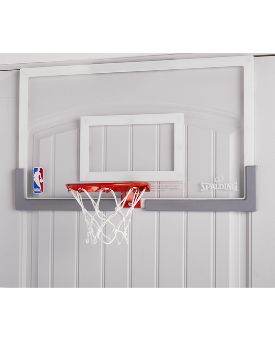 NBA Breakaway 180 Over-the-Door Mini Basketball Hoop