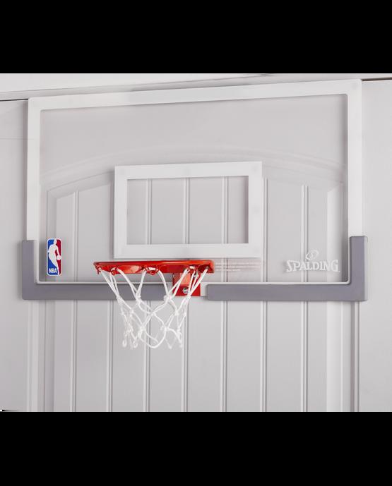 NBA Breakaway 180 Over-the-Door Mini Basketball Hoop