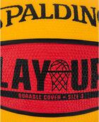 "Layup Mini Red/Orange Rubber Outdoor Basketball 22"" Red/Orange"