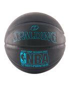 NBA Street Phantom Black and Neon Blue Outdoor Basketball