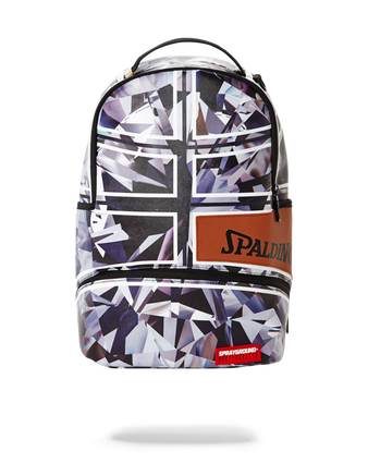 Sprayground x Spalding 94 Series Diamond Backpack