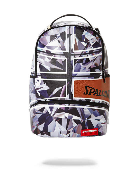 Sprayground x Spalding 94 Series Diamond Backpack