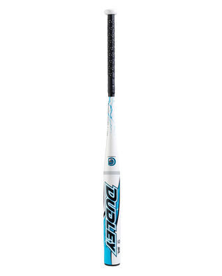 Lightning Legend Lift Senior Softball Bat - White/Blue
