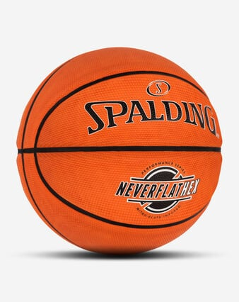 SGT NeverFlat Hexagrip Indoor-Outdoor Basketball