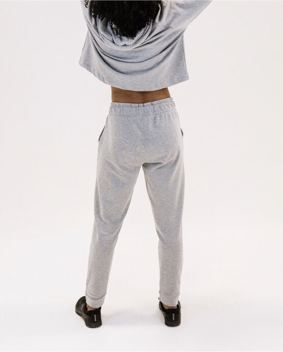 Women's Super Soft Jogger Heather Gray XL HEATHER GRAY