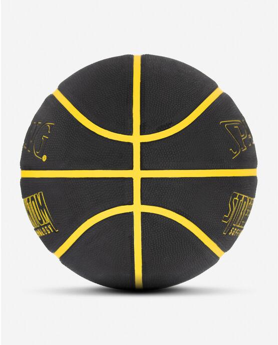 "Street Phantom Black and Neon Yellow Outdoor Basketball 29.5"" Neon Yellow/Black"