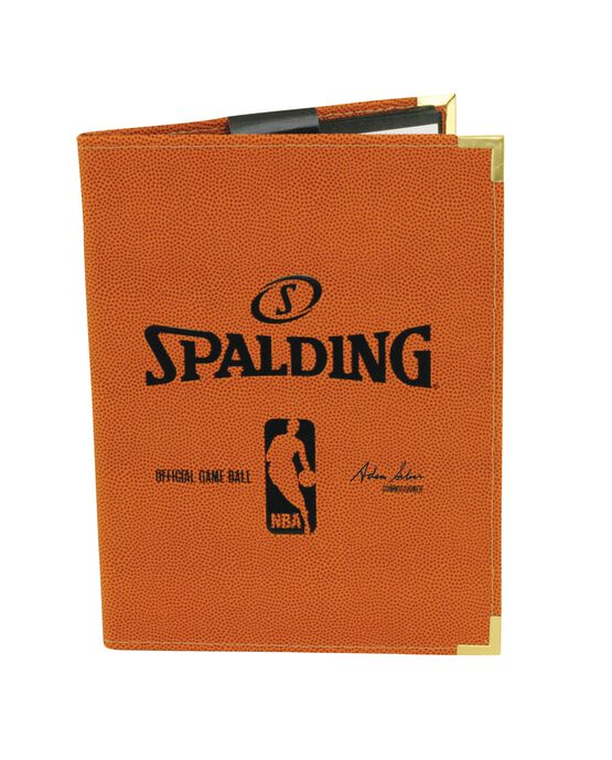 "ORANGE NBA PAD HOLDER 5"" X 7""ORANGE"