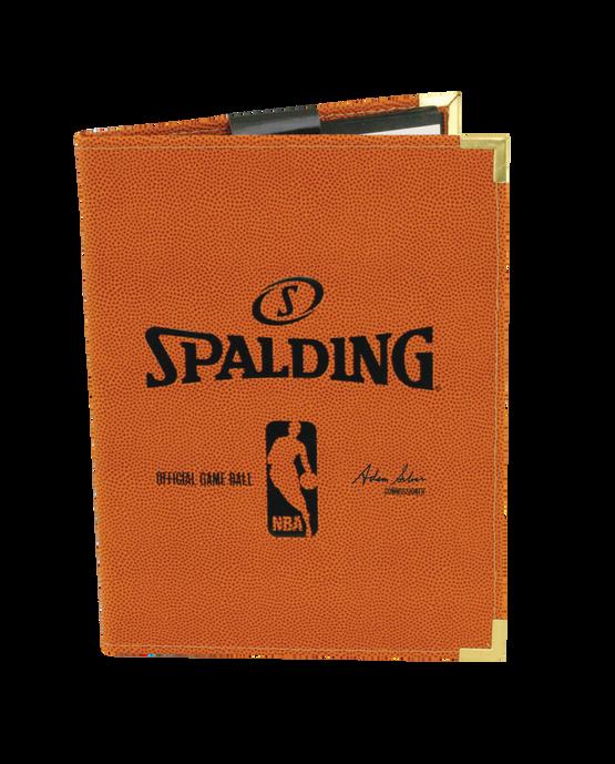 "ORANGE NBA PAD HOLDER 5"" X 7""ORANGE"