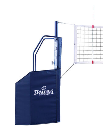 Freestanding One-Court Volleyball System