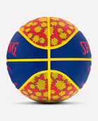 Rookie Gear® Comic Series Youth Indoor/Outdoor Basketball - Red/Yellow/Blue Red/Yellow/Blue