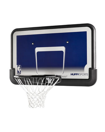 "44"" Eco-Composite Basketball Backboard & Rim Combo"
