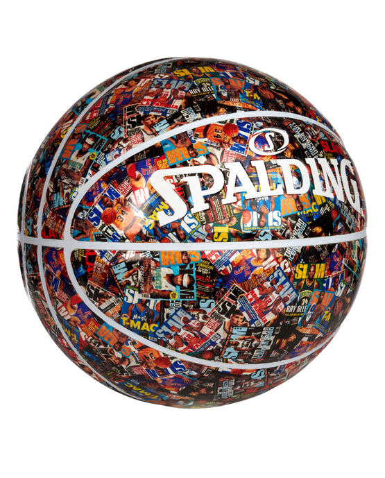 Spalding® x SLAM Cover Limited Edition Basketball