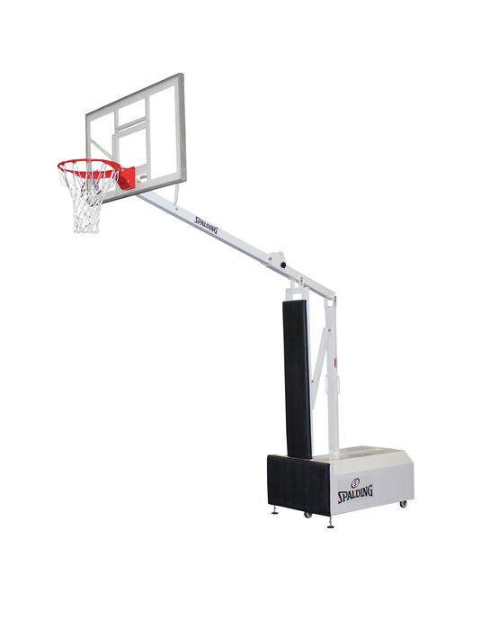 "Fastbreak 940™ 54"" Acrylic Portable Basketball Hoop"
