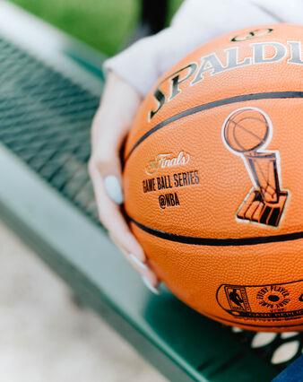 NBA Finals Replica Game Basketball