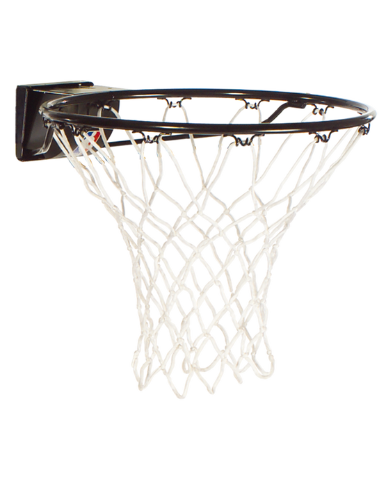 Pro Slam™ Basketball Rim - Black Black