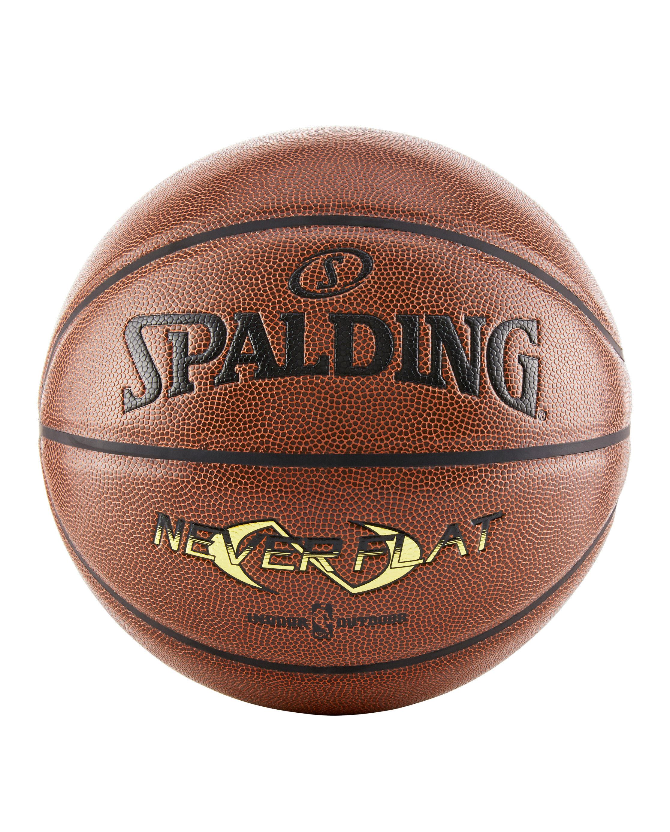 Outdoor Basketball Spalding Never Flat Indoor