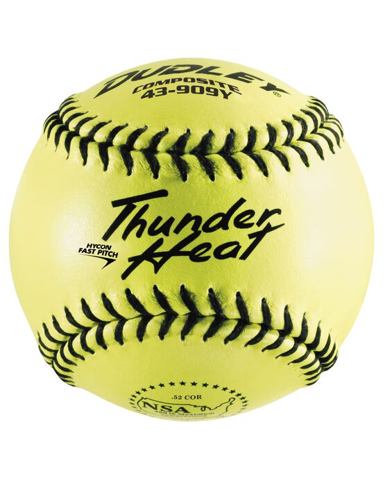 "11"" NSA THUNDER HEAT® FASTPITCH SOFTBALL"