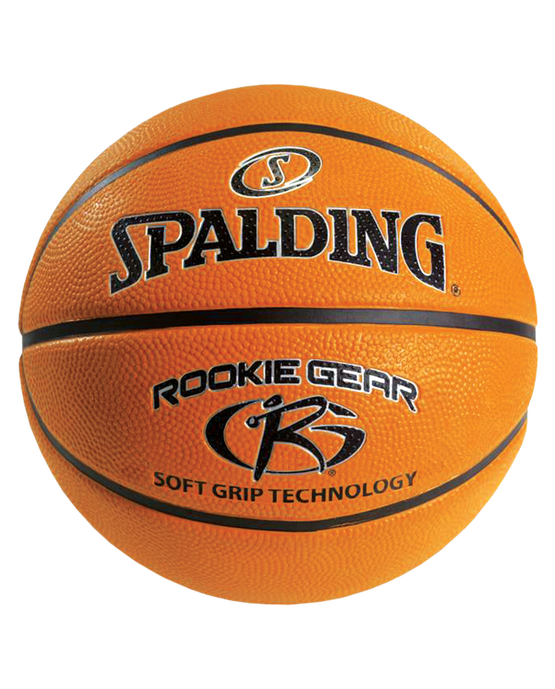 Rookie Gear® Soft Grip Youth Indoor/Outdoor Basketball Orange