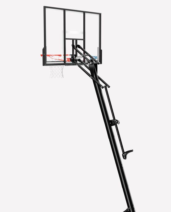 "50"" NCAA Exactaheight Acrylic Portable Basketball Hoop"