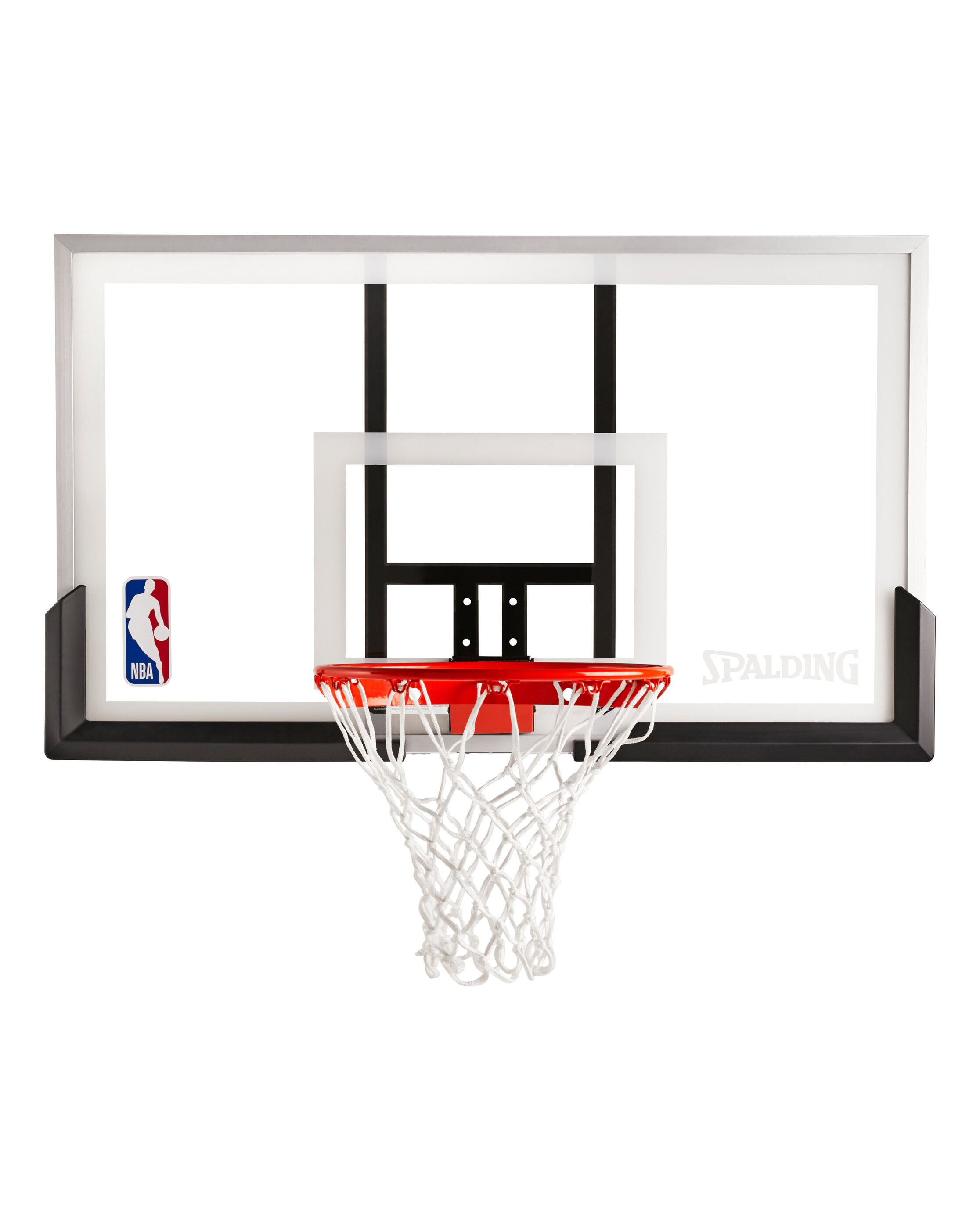 Team Attack Basketball Ring Net /& Backboard Set