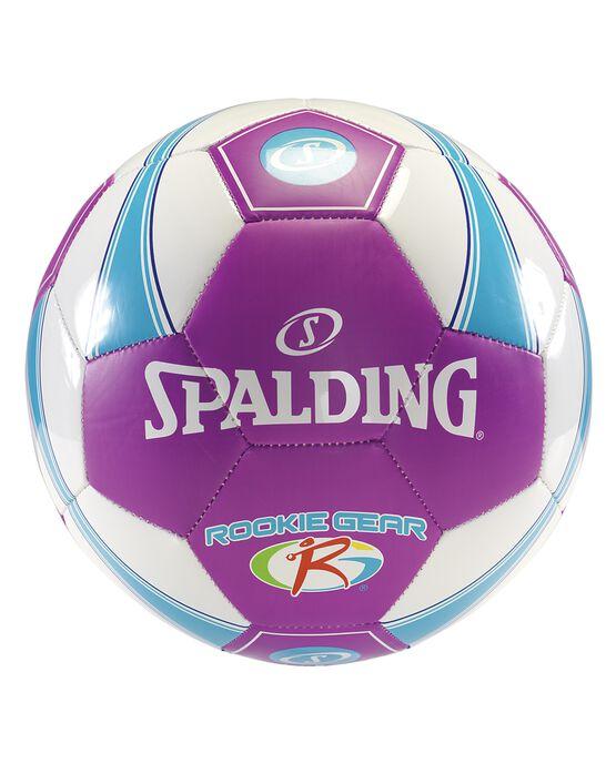 Rookie Gear Soccer Ball Pink/Blue