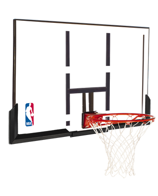 Acrylic Backboard and Rim Combo