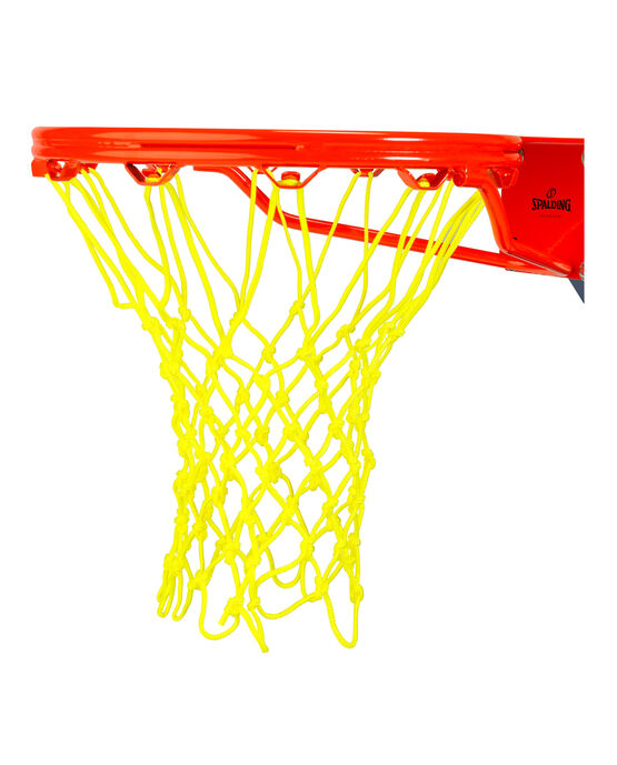 HEAVY DUTY BASKETBALL NET - YELLOW yellow