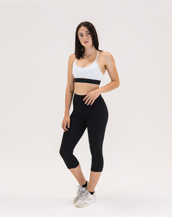 "Women's 19"" Capri Legging with Pockets"
