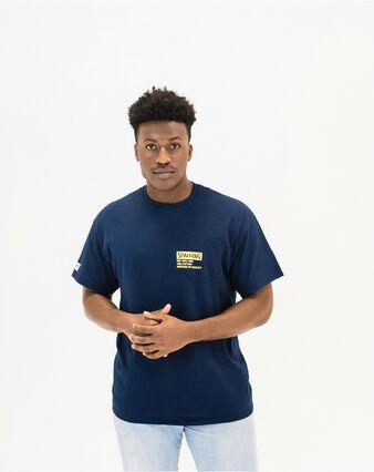 Men's Cotton Logo Short Sleeve T-Shirt