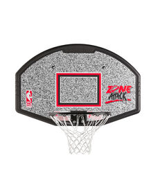 "Zone Attack 44"" Eco-Composite Fan Backboard & Rim Combo"