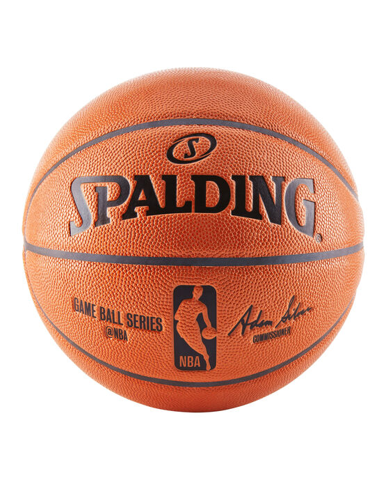 Nba game ball replica indoor outdoor basketball spalding - Spalding basketball images ...