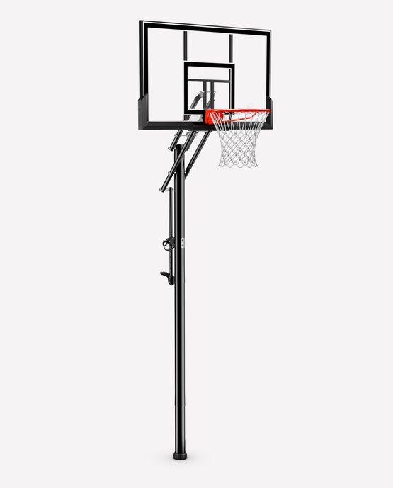 "50"" Acrylic Exactaheight® In-Ground Basketball Hoop"
