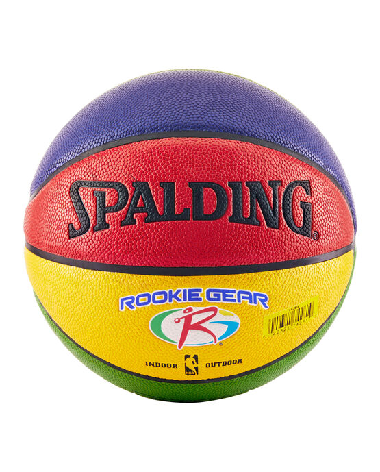 NBA Rookie Gear® Multi Color Youth Indoor/Outdoor Basketball multicolor