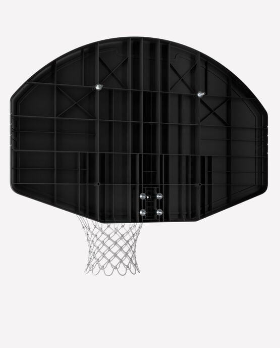 "44"" Eco-Composite® Fan Backboard and Rim Combo"
